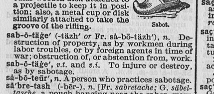 http://www.maebrussell.com/About%20Mae%20Brussell/Sabotage%20definition.jpg